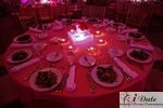 Table Setting at the 2010 Internet Dating Industry Awards in Miami