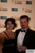 Scott + Emily McKay (X & Y Communications, Award Nominees) in Miami at the 2010 Internet Dating Industry Awards