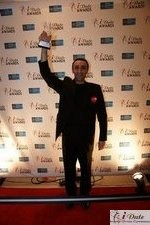 Sam Yagan (OKCupid) Winner of Most Innovative Company at the 2010 Internet Dating Industry Awards Ceremony in Miami