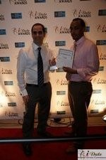 Friendfinder Executives with Best Affiliate Program Award at the 2010 Internet Dating Industry Awards Ceremony in Miami