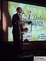 Awards Ceremony at the 2010 Miami iDate Awards