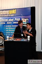Dating Gold iDate2010 Los Angeles Exhibit Hall