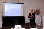 Ann Robbins (CEO of eDateAbility) at the June 22-24, 2011 California Online and Mobile Dating Industry Conference