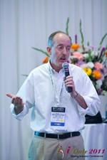 Brendan O'Kane (CEO of Messmo Media) at iDate2011 California