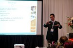 Douglass Lee (Vice President @ Click2Asia) at the iDate Dating Business Executive Summit and Trade Show