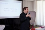 OPW Pre-Session (Eric Resnick of Courtland Brooks) at the June 22-24, 2011 Dating Industry Conference in California