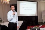 OPW Pre-Session (Mike Baldock of Courtland Brooks) at the 2011 Online Dating Industry Conference in California