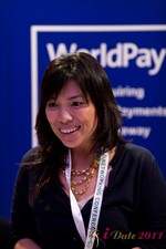 WorldPay (Exhibitor) at the 2011 Online Dating Industry Conference in California