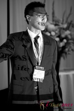 Douglass Lee (Vice President at Click2Asia) at the June 22-24, 2011 California Online and Mobile Dating Industry Conference