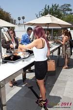Lunch at iDate2011 California