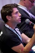 Joel Simkhai (CEO of Grindr) at iDate2011 West