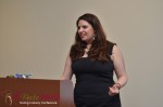 Maria Avgtidis - CEO - Agape Match at iDate2012 Miami