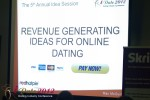 Max McGuire - CEO - RedHotPie at the January 23-30, 2012 Miami Internet Dating Super Conference