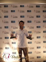 Joel Simkhai - Grindr.com - Winner of 2 Awards in 2012 at the 2012 iDateAwards Ceremony in Miami