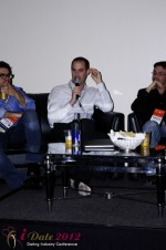 iDate2012 Dating Industry Final Panel - Tom Simon at the January 23-30, 2012 Miami Internet Dating Super Conference