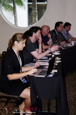 iDate2012 Post Conference Audience at the January 23-30, 2012 Miami Internet Dating Super Conference