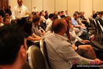 Audience and Beer at the Final Panel  at the June 20-22, 2012 Mobile Dating Industry Conference in Beverly Hills