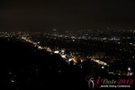 View from the Big Party in Hollywood Hills at the 2012 Internet and Mobile Dating Industry Conference in Beverly Hills