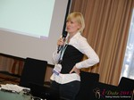 Catharina Jaschke (Regional Manager @ Be2) at the 2013 E.U. Online Dating Industry Conference in Koln