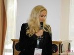 Karolina Shaeffer (Sr. Online Marketing Manager @ Metaflake) at the 35th iDate2013 Koln convention