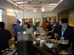 Lunch at the 35th iDate2013 Koln convention