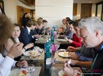 Lunch at the September 16-17, 2013 Koln E.U. Internet and Mobile Dating Industry Conference