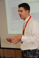 Michael Schrezenmaier (COO of Afinitas / eDarling ) at iDate2013 Koln