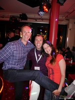 Networking Party at the September 16-17, 2013 Koln E.U. Internet and Mobile Dating Industry Conference