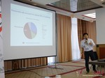 Sang-woo Pai (CEO of Markt.de) at the September 16-17, 2013 Koln E.U. Internet and Mobile Dating Industry Conference