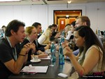 Speed Networking at the September 16-17, 2013 Koln European Online and Mobile Dating Industry Conference