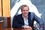Alexander Debelov - CEO of Virool at the 34th iDate Mobile Dating Industry Trade Show