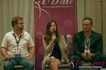 Dana Kanze - CEO of Moonit at the 34th Mobile Dating Industry Conference in Los Angeles