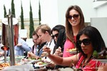 Lunch at the 34th iDate Mobile Dating Business Trade Show