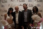 Harry Van Der Nol and Will Alan  Bush at the 2013 Internet Dating Industry Awards in Las Vegas