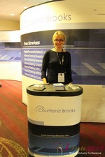 Courtland Brooks (Exhibitor) at the January 16-19, 2013 Las Vegas Internet Dating Super Conference