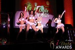 Las Vegas showgirls begin the festivities in Las Vegas at the 2013 Online Dating Industry Awards