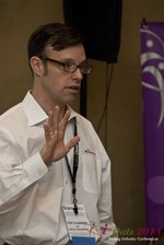 John Murphy (President at Reachmail) at the January 16-19, 2013 Internet Dating Super Conference in Las Vegas