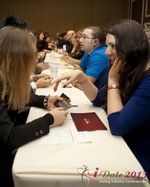 Speed Networking Session at the 10th Annual iDate Super Conference