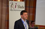 Clive Ryan, Regional Business Development Manager for Facebook  at the 39th iDate2014 Koln convention