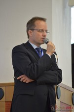 Dieter Plassman, CTO at Net-M  at the 2014 Köln E.U. Mobile and Internet Dating Expo and Convention
