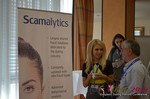 Exhibit Hall, Scamalytics Sponsor  at the 11th Annual E.U. iDate Mobile Dating Business Executive Convention and Trade Show