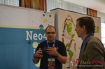 Exhibit Hall, Neo4J Sponsor  at the 11th Annual Euro iDate Mobile Dating Business Executive Convention and Trade Show