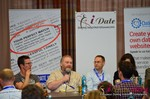 Wayne May of ScamSurvivors, Final Panel  at the September 8-9, 2014 Koln Euro Internet and Mobile Dating Industry Conference