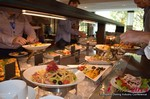Lunch  at the September 8-9, 2014 Koln Euro Internet and Mobile Dating Industry Conference