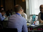 Lunch  at the 2014 Euro Online Dating Industry Conference in Koln