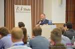 Wayne May, CEO of ScamSurvivors  at the 2014 Euro Online Dating Industry Conference in Koln