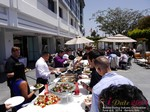 Lunch at the 2014 Internet and Mobile Dating Industry Conference in Beverly Hills