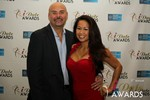 Sean Kelley & Carmelia Ray  in Las Vegas at the 2014 Online Dating Industry Awards