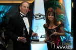 Ken Agee & Renee Piane (Multiple iDateAward Winners) in Las Vegas at the January 15, 2014 Internet Dating Industry Awards