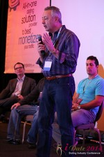 Jeff Reichard - CEO of Aclispa at the January 14-16, 2014 Las Vegas Online Dating Industry Super Conference
